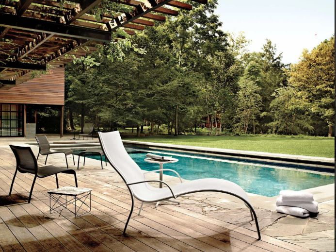 Capture - Passo Doble Outdoor chair